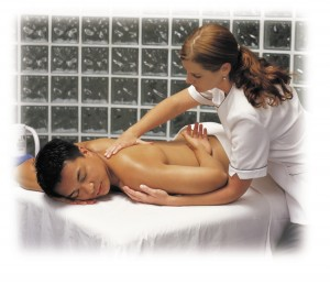 Male Massage Back