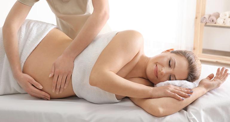 'Truly Bumptious' Massage