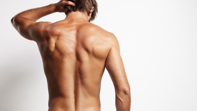 Full Back & Shoulder Wax