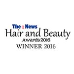 kspa hair and beauty awards 2016 winner