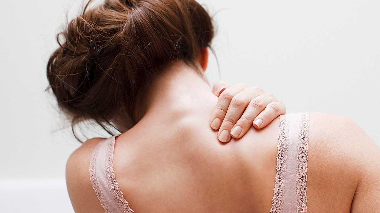 Pregnancy Back, Neck & Shoulder Massage