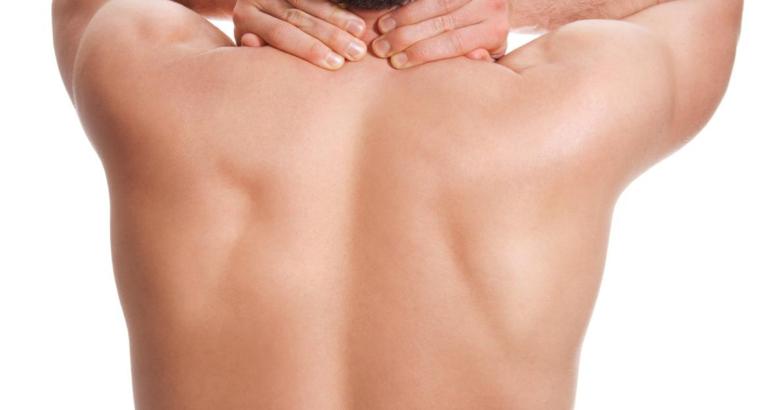 Upper Back Wax