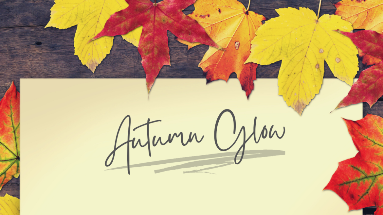 Help Your Skin Achieve That Autumn Glow