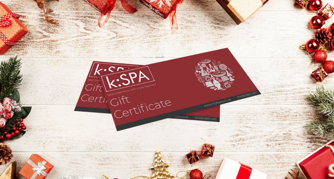 A Very k:SPA Christmas: Vouchers and Luxury Treatments To Suit You