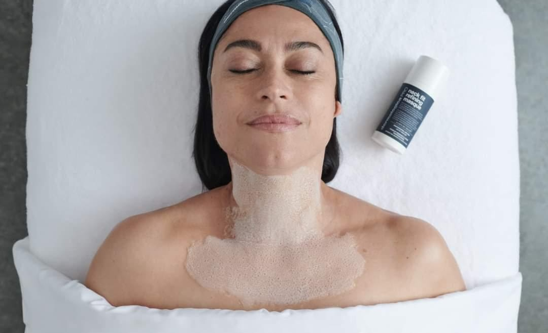 """Avoid """"Tech Neck"""" and Premature Ageing With Our New Neck Treatments"""