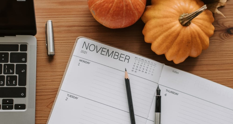 Remember, Remember The First Of November!  (Massage And Facials, The Lot)